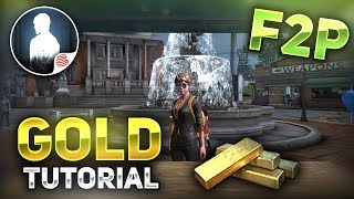 HOW TO MAKE GOLD! - TUTORIAL F2P! - LifeAfter