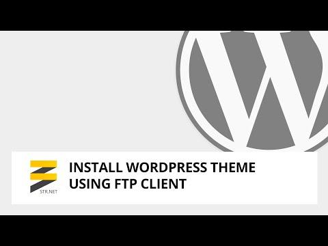 install-wordpress-theme-using-ftp-client