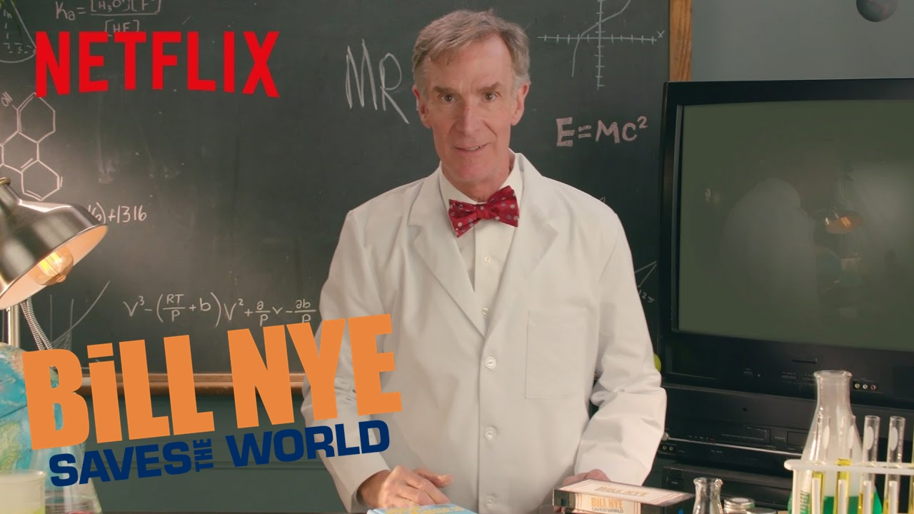 Download Bill Nye Saves the World Opening | Digital Exclusive | Netflix