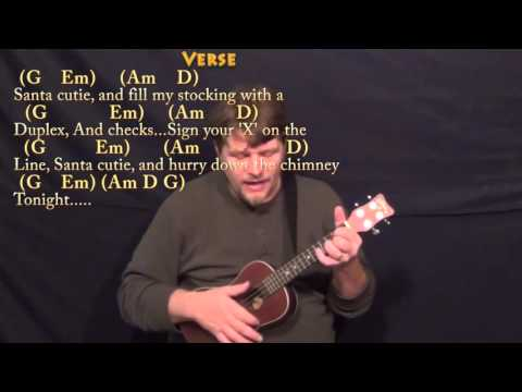 Good King Wenceslas Christmas Ukulele Cover Lesson In G With