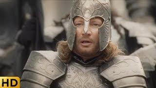 Фарамир атакует Осгилиат. Властелин колец: Возвращение короля.