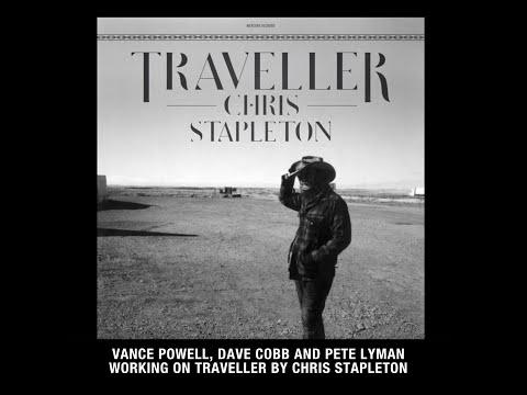 Vance Powell, Dave Cobb and Pete Lyman produce Chris Stapleton with BURL MOTHERSHIP