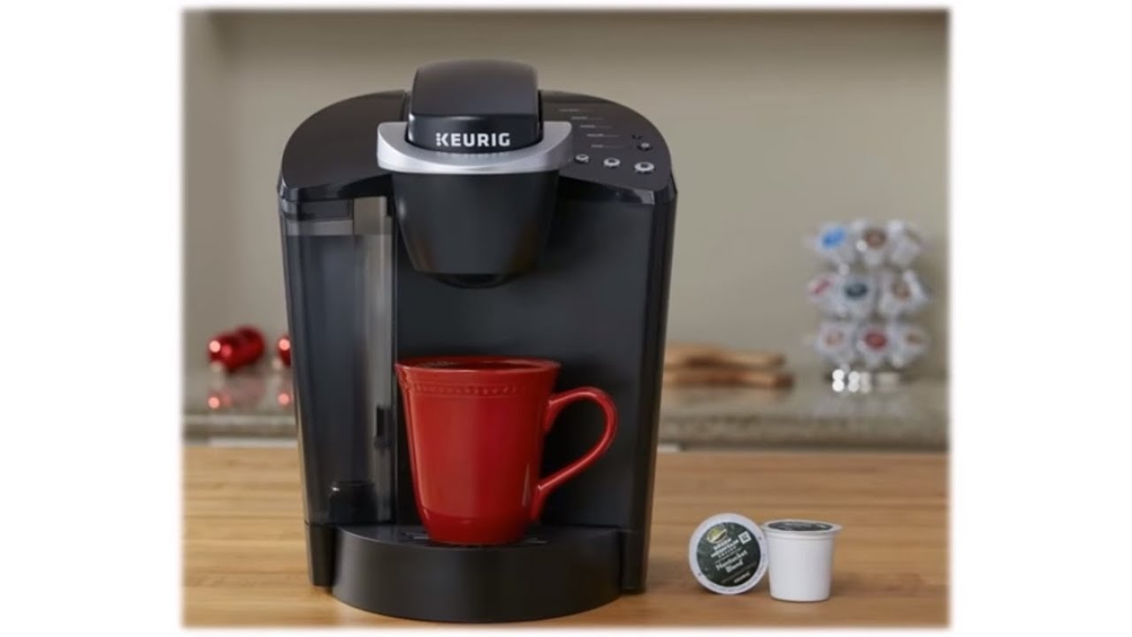 Keurig Elite Brewing System K55 Single Serve Programmable K Cup Pod Coffee