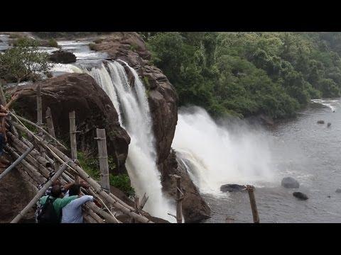 Athirappilly Waterfalls - Kerala
