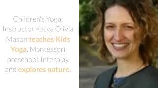 Childrens Programs Kansas City MO  childrens yoga Kansas City MO  GardensOfDelightorg