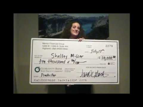 Jerry Norton's Finder Fee Program Success Story   Shelley Miller
