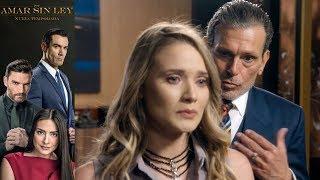 Por Amar Sin Ley 2 - Capítulo 57: Alonso no quiere que Sofía renuncie - Televisa
