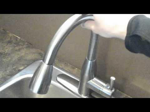 delancey pull down kitchen faucet