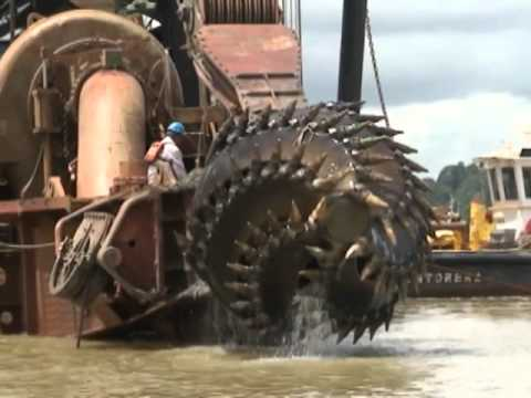 2010 Panama Canal Expansion Video