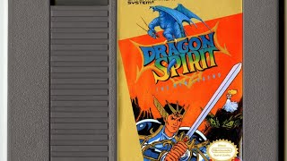 Classic Game Room - DRAGON SPIRIT: THE NEW LEGEND review for NES
