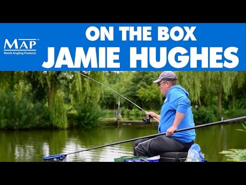 MAP Fishing - Jamie Hughes On the Box - Live Match Footage - Kings Pool