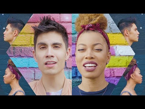 Happier/Eastside MASHUP! (A Cappella) - Sam Tsui & India Carney
