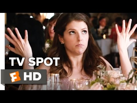 Table 19 TV SPOT - I Don't Fit In (2017) - Anna Kendrick Movie