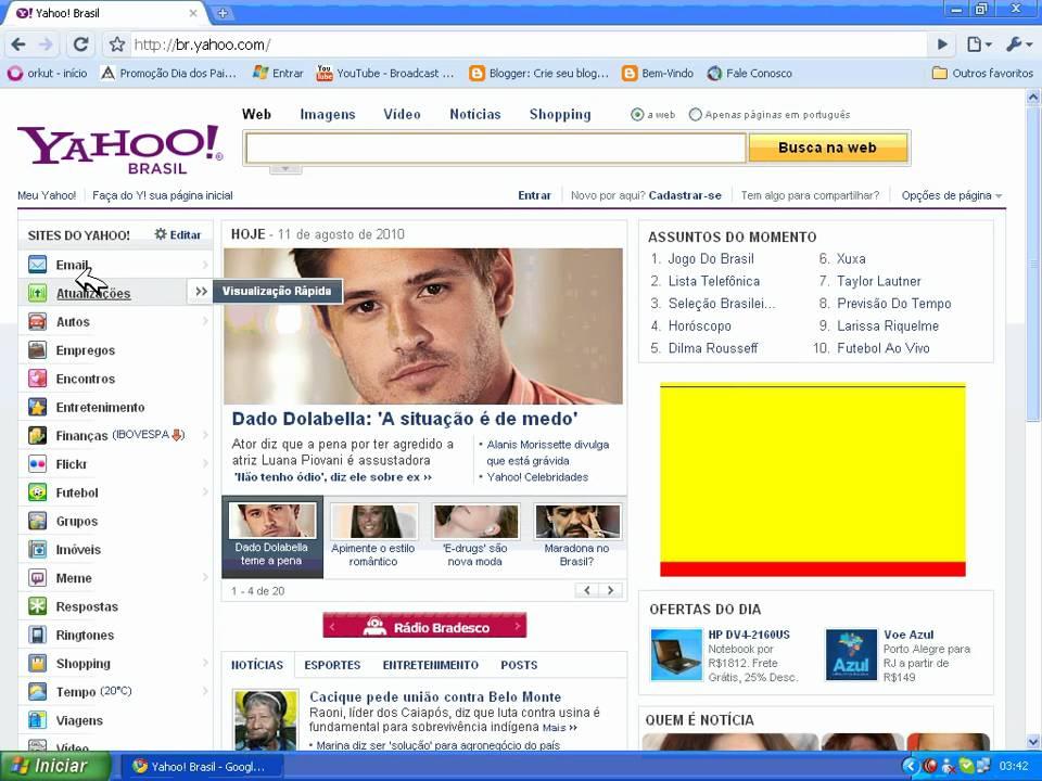 Como ver fotos bloqueadas do orkut 2012 97