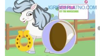 Милый пони онлайн