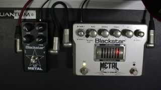 Blackstar - LT-Metal vs HT-Metal