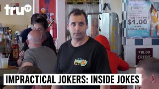 Impractical Jokers: Inside Jokers - Lingering Joe | truTV