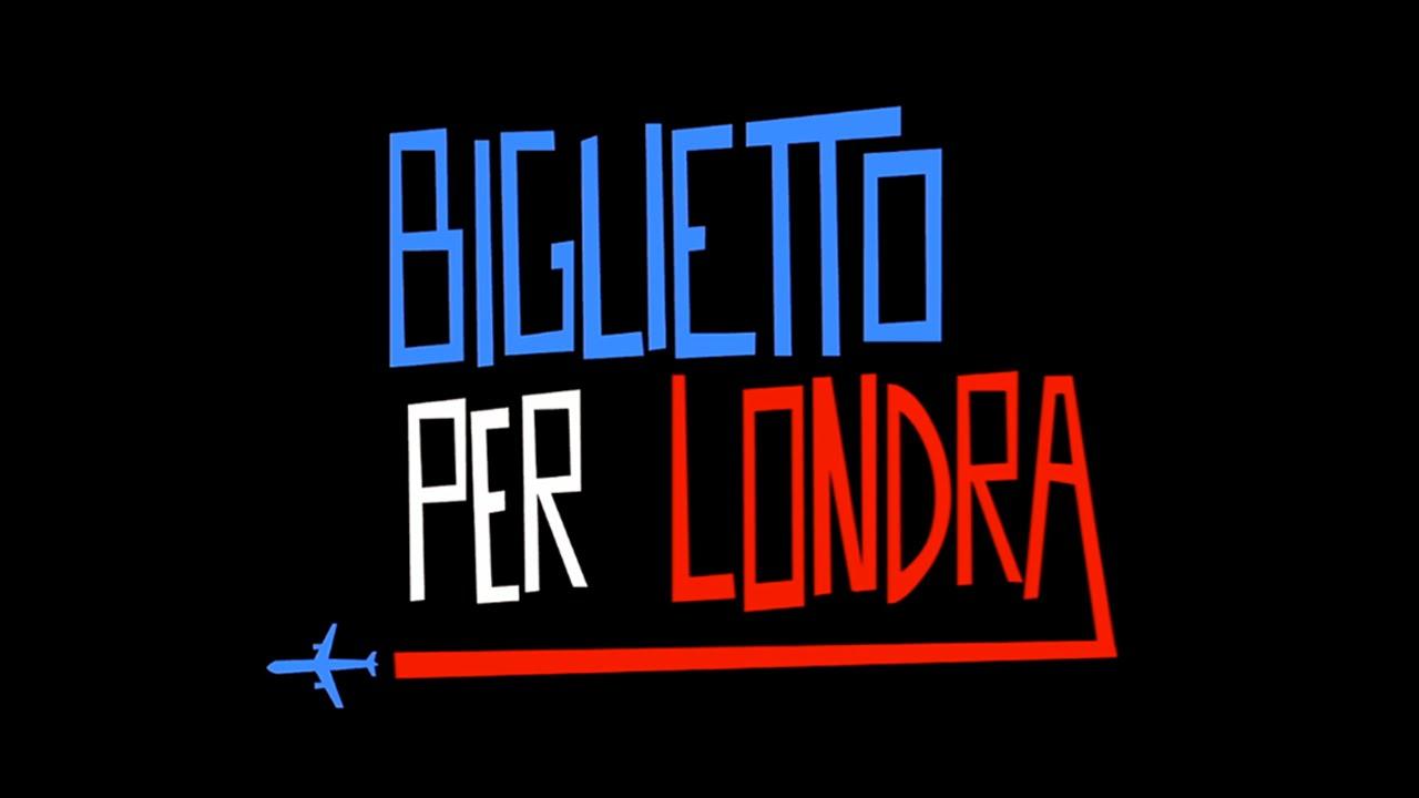 the best attitude 8341b b459c Jacopo Michelini - Biglietto per Londra (Official Video)