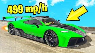 *NEW* 499MPH TOP SPEED CAR In GTA 5! (DLC)