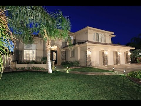 Waterfront home for sale in Ocotillo Chandler AZ