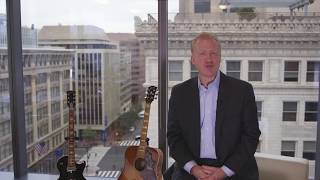 The Music Modernization Act Passes the Senate | A Message from President & CEO Michael Huppe