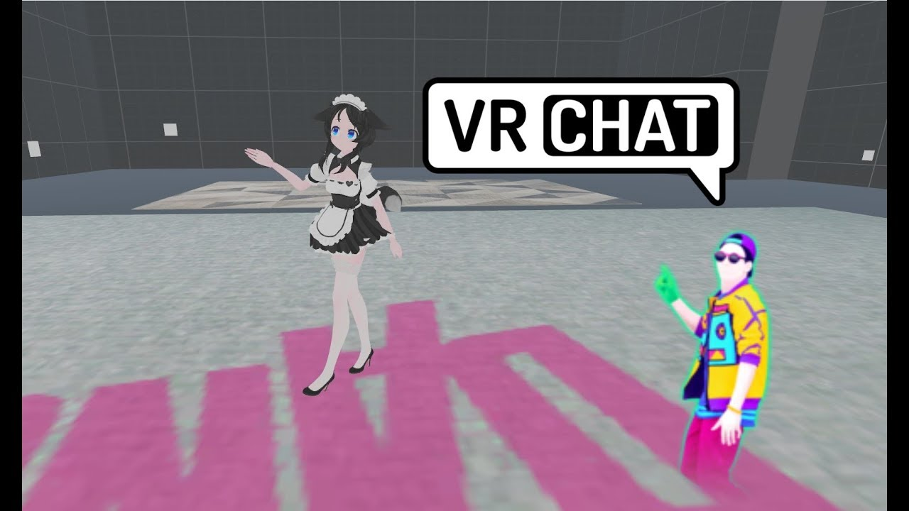 VRChat - (just dance) All You Gotta Do - YouTube