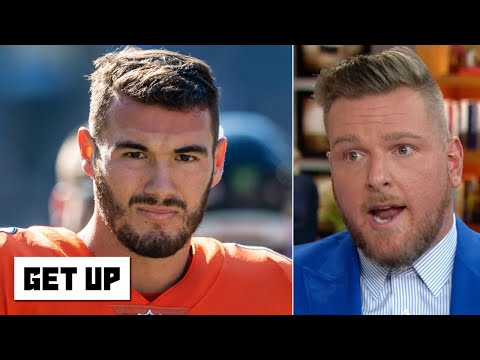 Pat McAfee: The Bears showed how much they stink in loss to the Chargers | Get Up