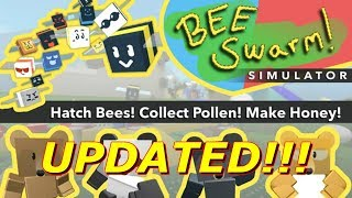 [LIVE] Bee Swarm Simulator New Update!!! [Roblox]