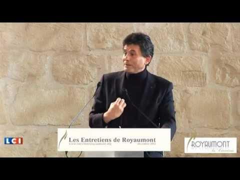 Henri de Castries : « Le travail, c'est la liberté ! »