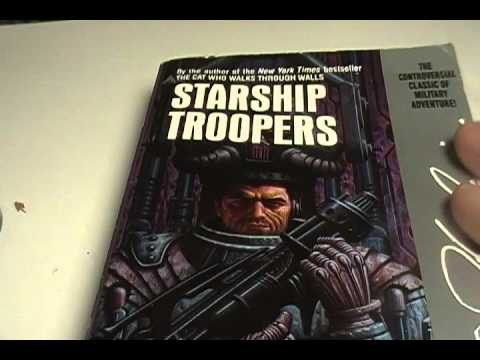 starship troopers publication review