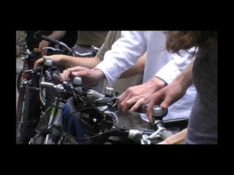 Oxford's Bike Bell Orchestra