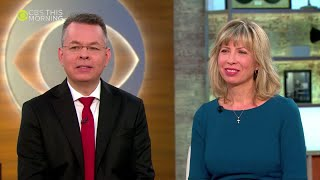 Full interview with pastor Andrew Brunson