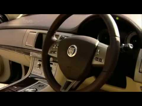 317 Fifth Gear - Jaguar XF