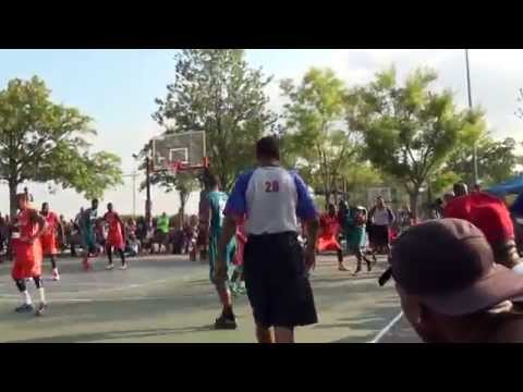 August 10,2014 Hoops In The Sun Championship & Tri-State Classic's Chicken Day:T.Holloway,J.Cruz&DJs