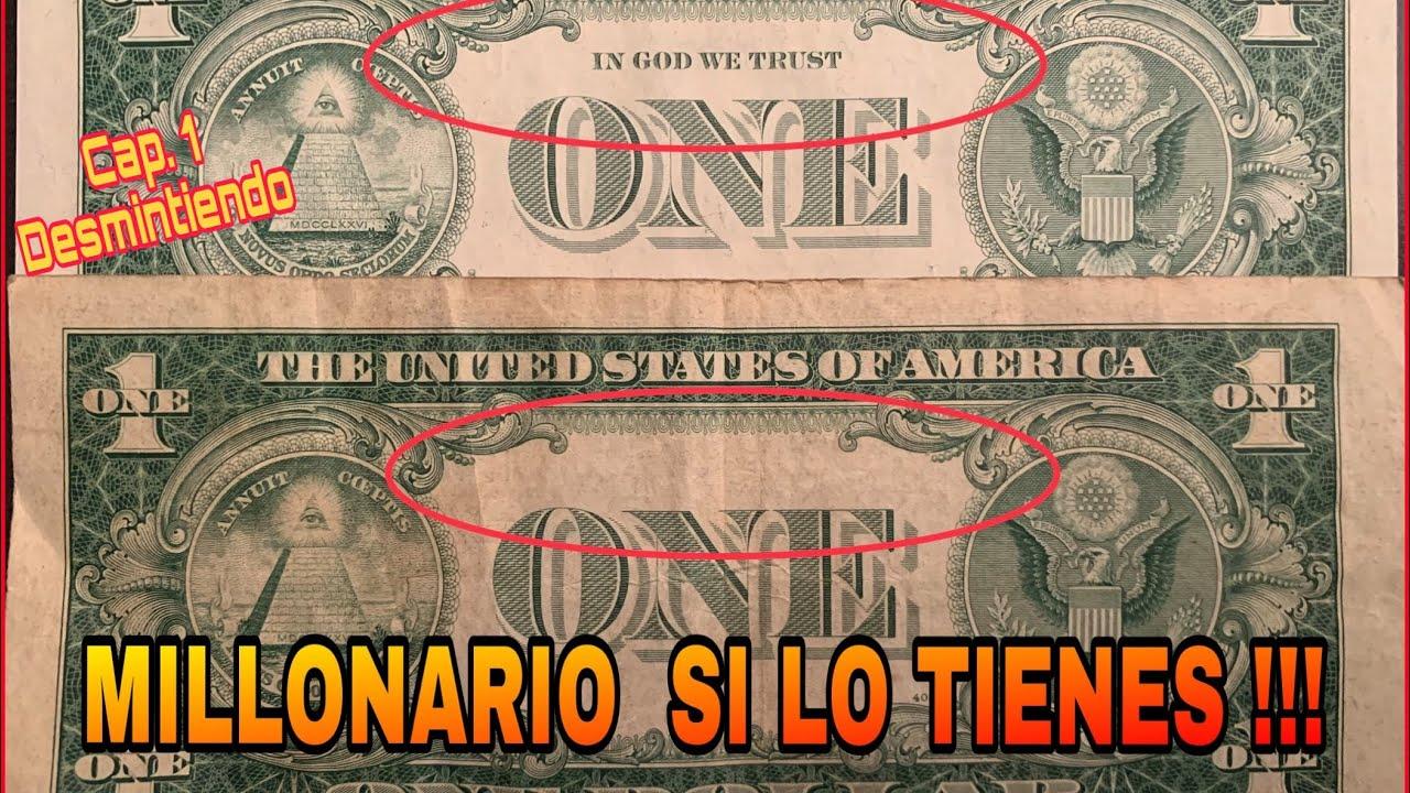 Download 1 MILLON DE DOLARES POR BILLETE ATEO ...dicen que si lo encuentras eres millonario 🤑 🤣🤣