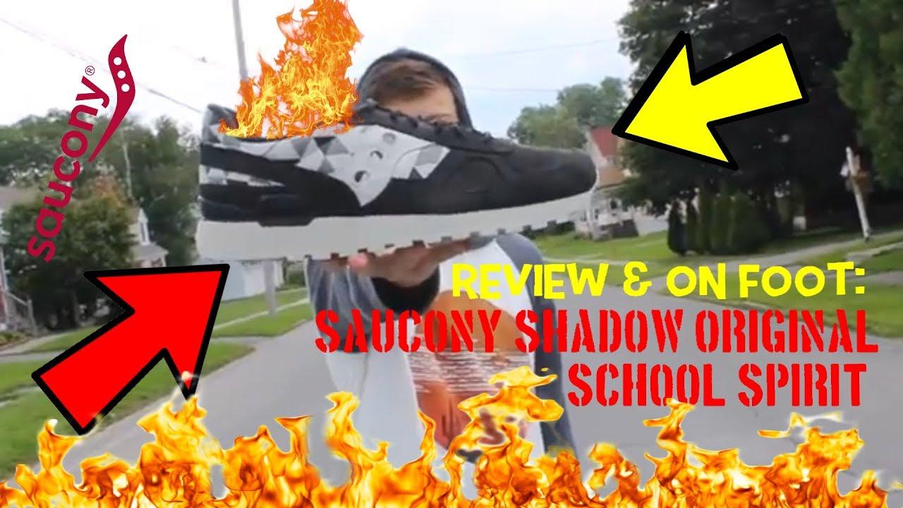 Shadow O School Spirit Saucony Originals aoynUjjIN