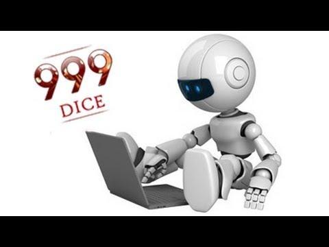 рабочий бот для 999dice