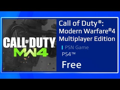 "MW4 ""Free to Play"" MP Aspect? (Let's Discuss)"