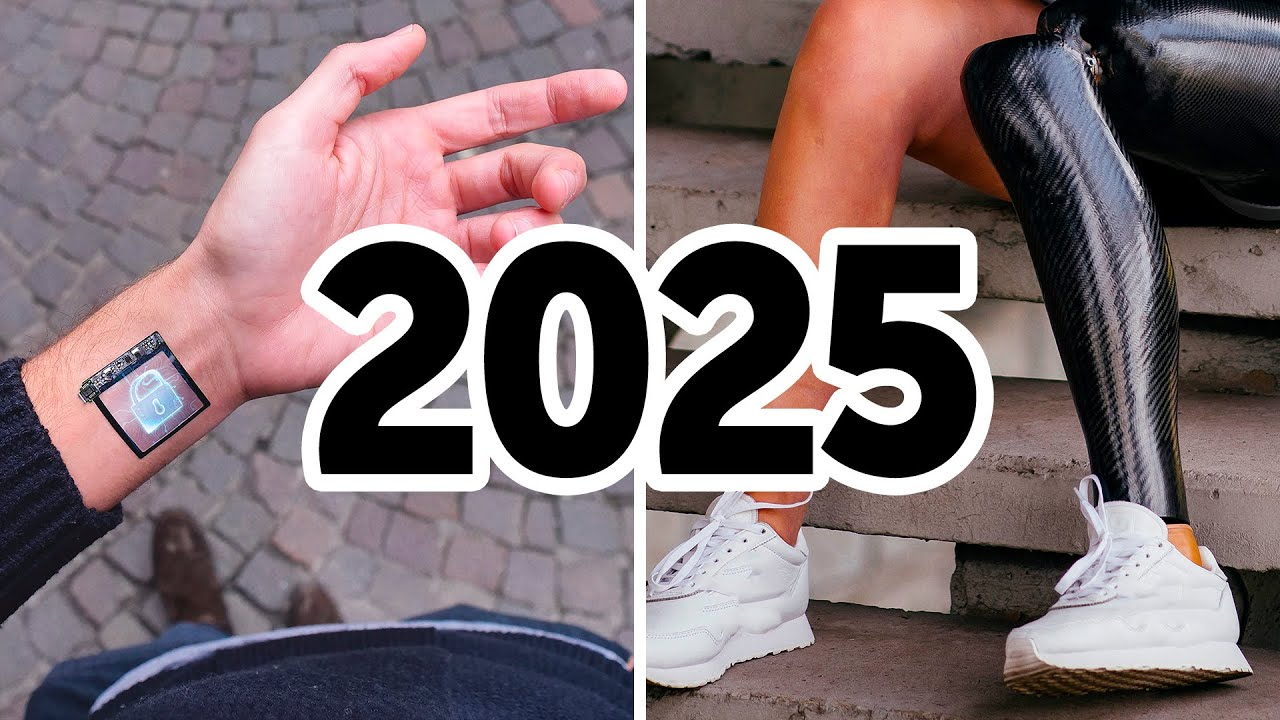 What Will Happen to Us Before 2025 | Amazing Technologies of the Future
