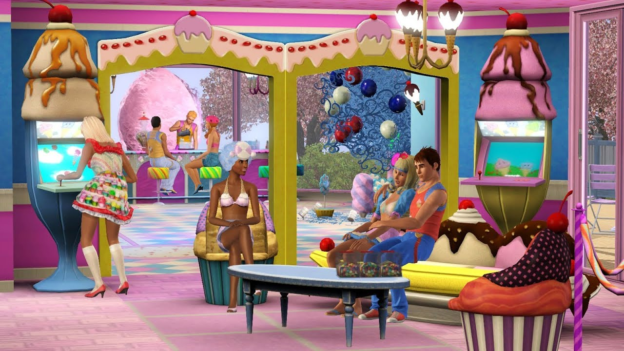 Download The Sims 3 Mundo Doce (Katy Perry's Sweet Treats ...