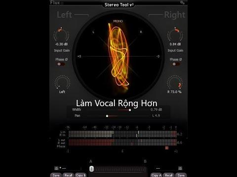 [Mixing Tips] Làm Vocal Reverb rộng và không gian hơn với Plugin Free