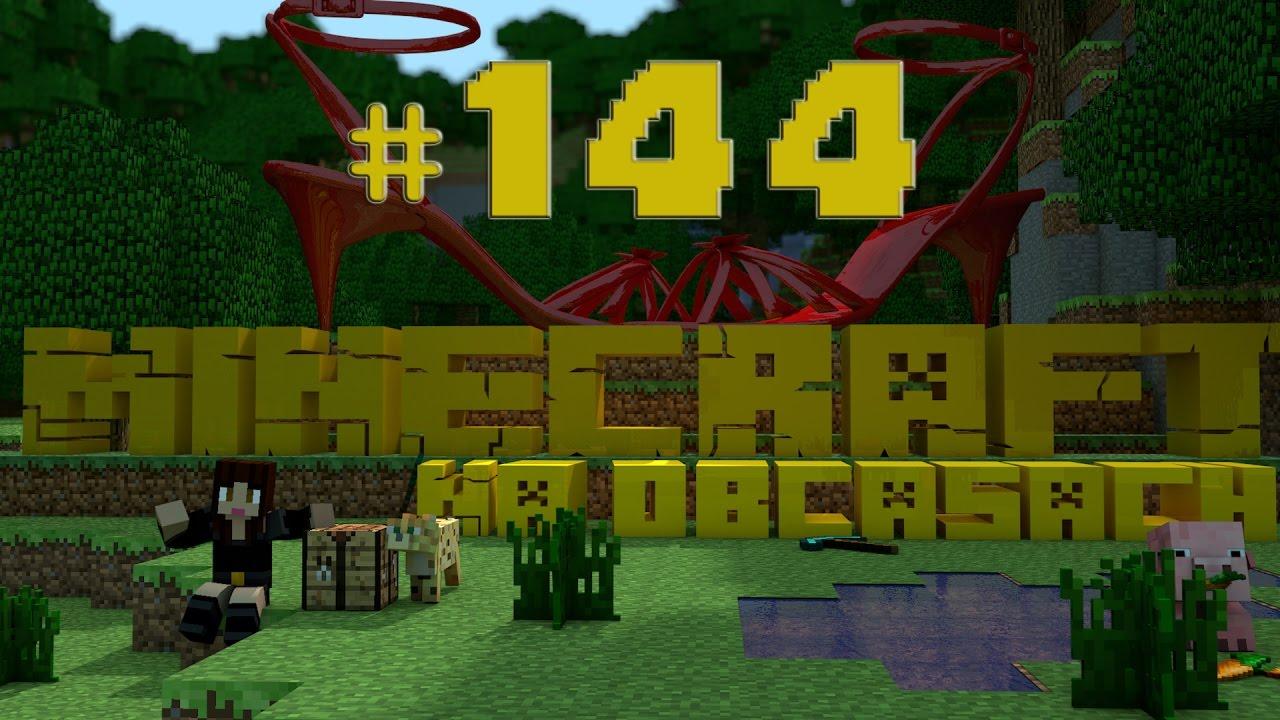 Minecraft na obcasach – Sezon II #144 – Trasa szybkiego ruchu