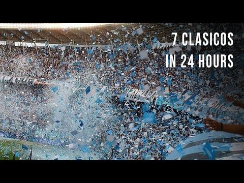 The Ultimate Derby Day | 7 Clásicos in 24 hours