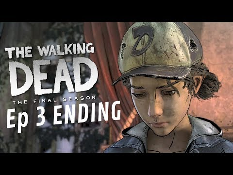 The Walking Dead Final Season - TIME TO FIGHT#6 (Ep 3 Ending)