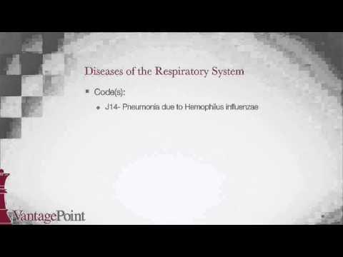 ICD-10-CM BootCamp: Diseases of the Respiratory System