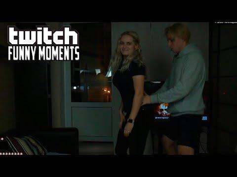 Топ Моменты с Twitch | Куда Несет Дым | Стрим из Школы