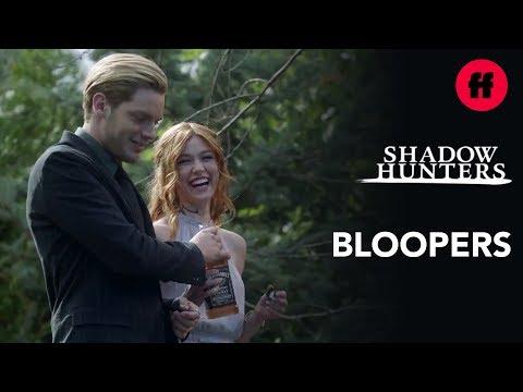 Shadowhunters | Season 3A Bloopers: Part 1 | Freeform