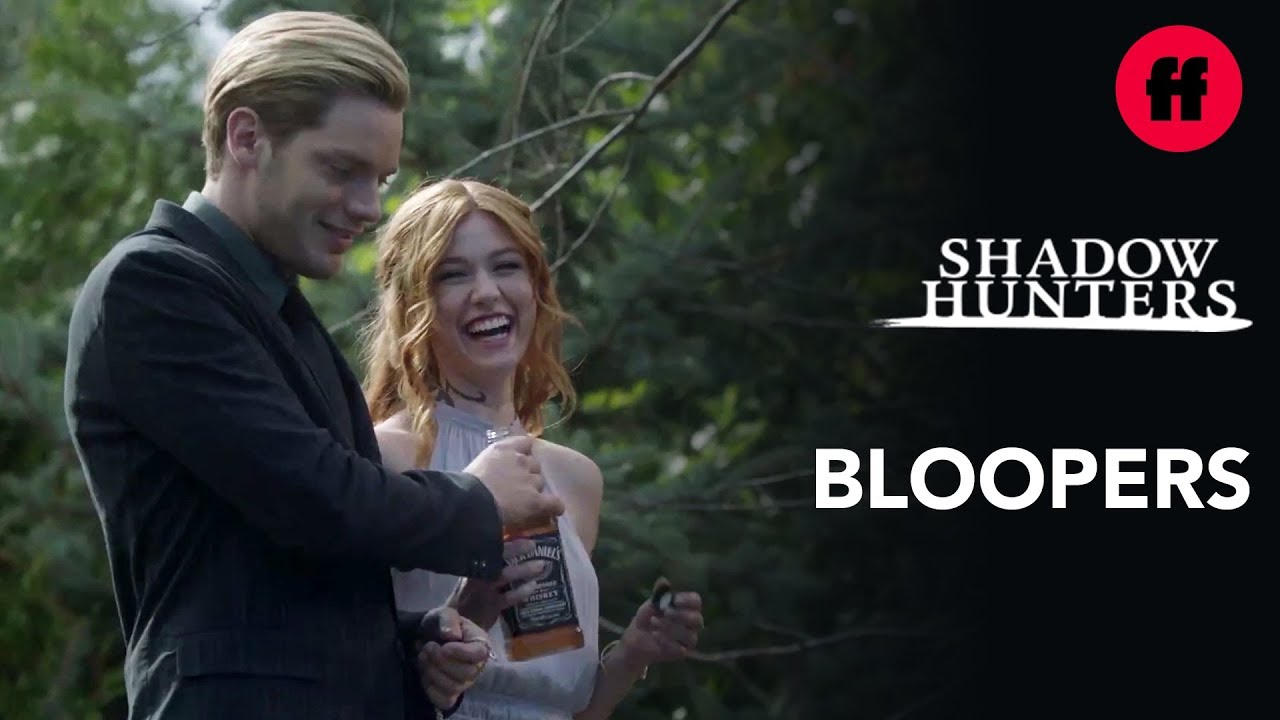 Download Shadowhunters | Season 3A Bloopers: Part 1 | Freeform