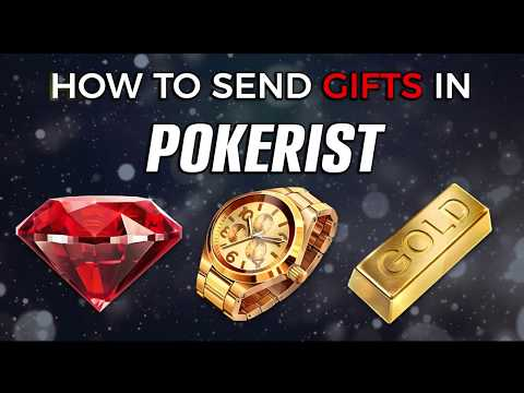 How To Send Gifts In Pokerist - 동영상