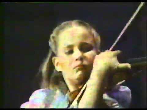 Leila Josefowicz -Wieniawski Scherzo Tarantella